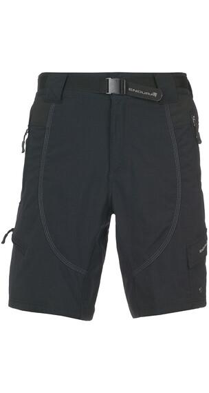 Endura Hummvee Spodnie rowerowe spodnie wierzchnie czarny